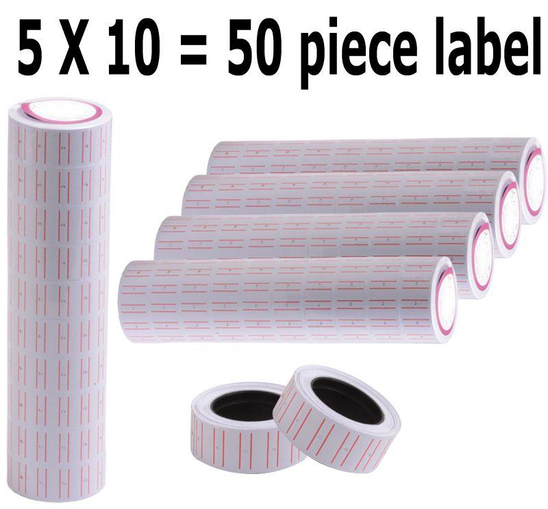 Jm Price Label Tape