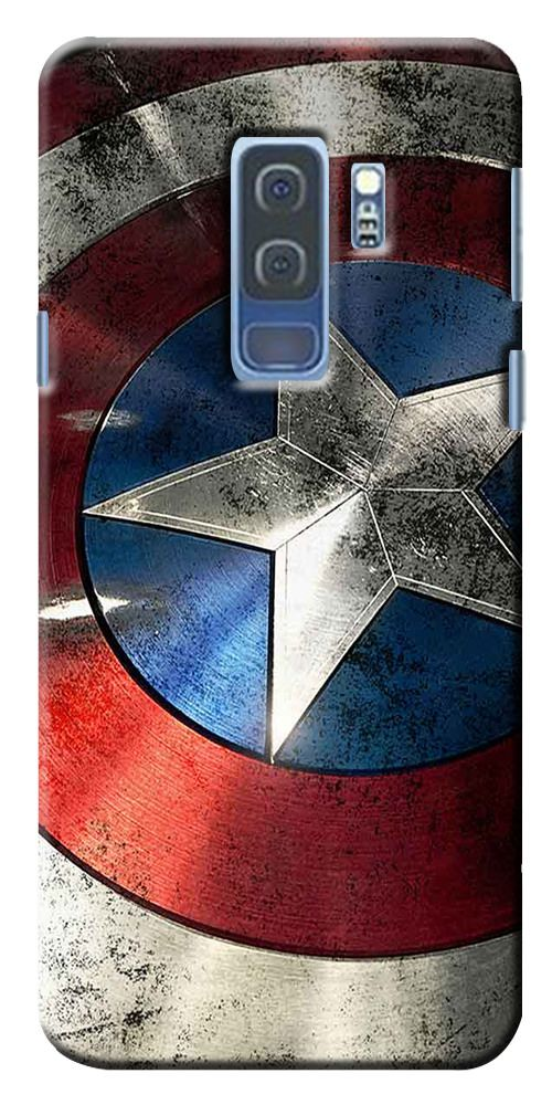 Samsung Galaxy S9 Plus Printed Cover By Case King fadeproof