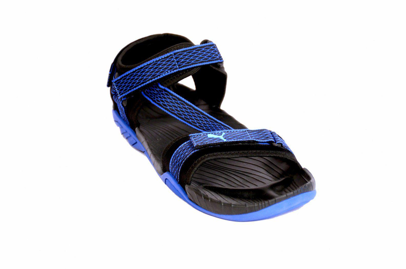 075e42a32cf2 Puma Black-Nrgy Turquoise-Lapis Blue Floater Sandals - Buy Puma Black-Nrgy  Turquoise-Lapis Blue Floater Sandals Online at Best Prices in India on  Snapdeal