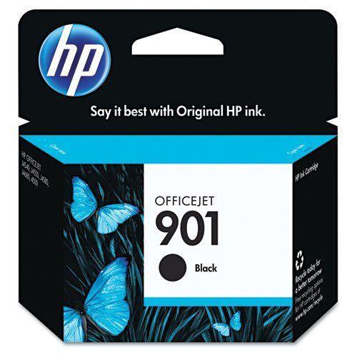 RSS HP 901 Black Ink Cartridge Single