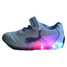 LNG Lifestyle Led Lights Shoes Boy & Girl (Blue)