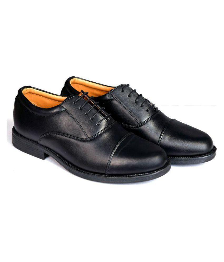 e8ca082464 Bata Oxfords Genuine Leather Black Formal Shoes Price in India- Buy Bata  Oxfords Genuine Leather Black Formal Shoes Online at Snapdeal