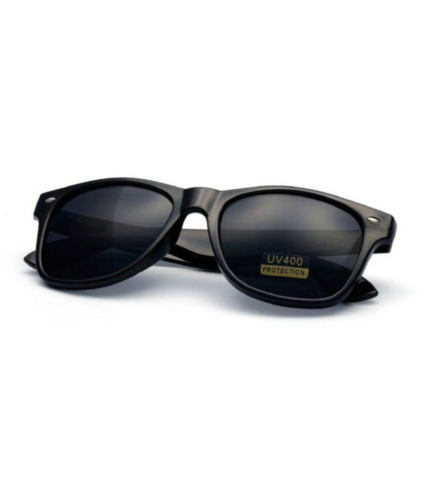 24ebf5980ff Victoria Secret Black Aviator Sunglasses ( VSI008013 ) - Buy ...