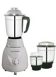 Surya Amaze SAM005 500 Watt 3 Jar Mixer Grinder