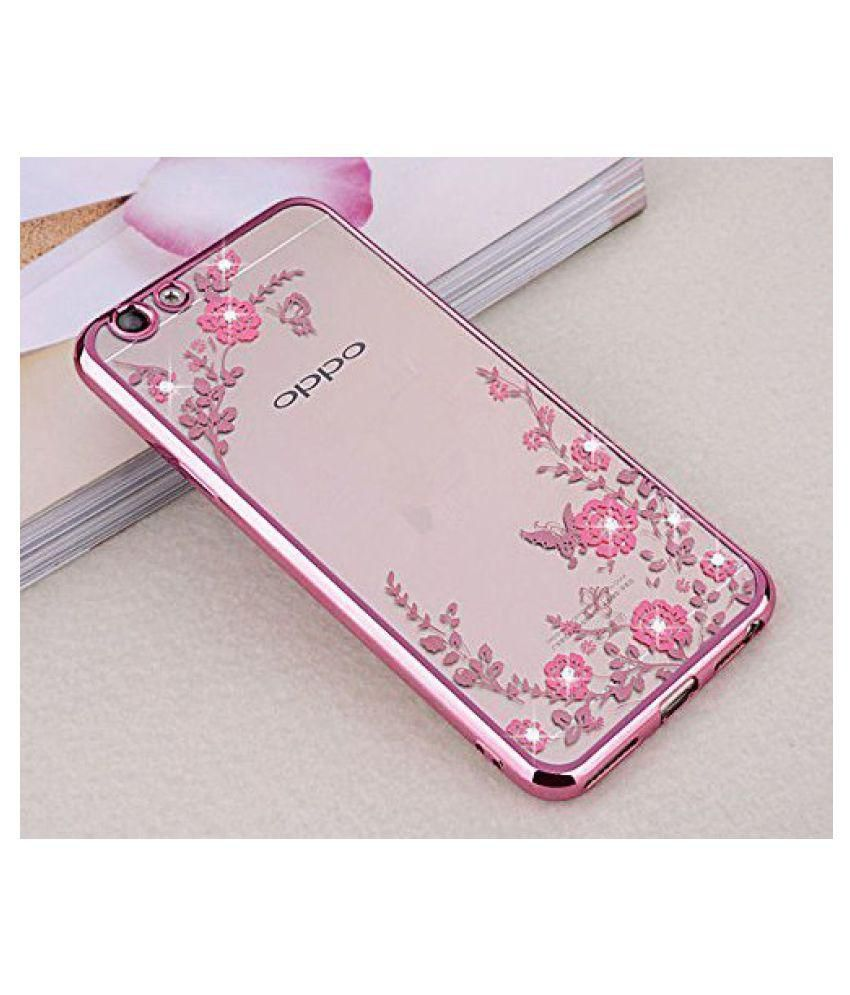 Oppo A83 Bumper Cases FONOVO - Rose Gold