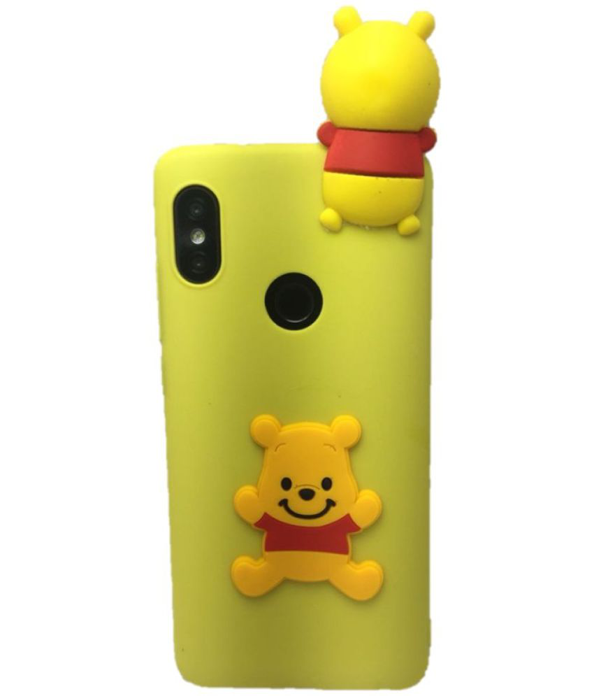 on sale b015f dad8e Xiaomi Redmi Note 5 Pro 3D Back Covers By IPAK