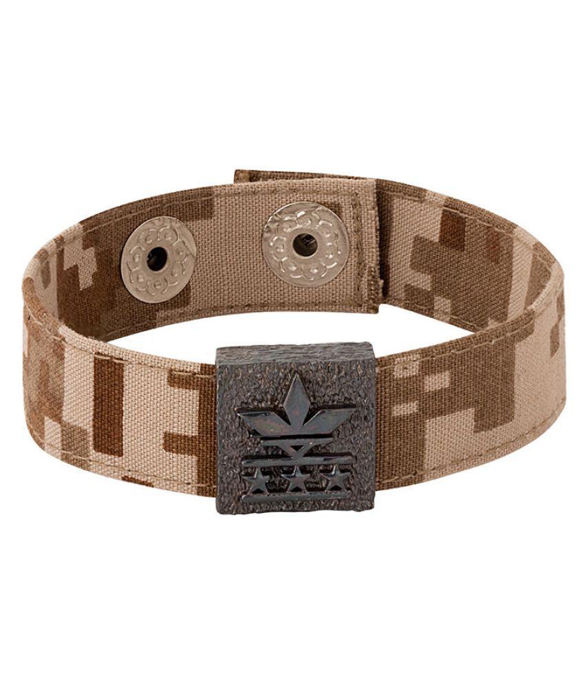 Dare by Voylla Classy Squad Bracelet for Men