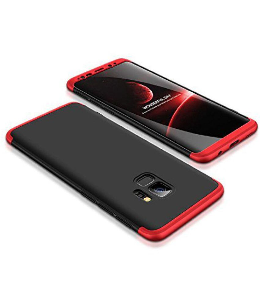 cheap for discount 211c2 bdae4 SAMSUNG GALAXY A6 PLUS 2018 Plain Cases Micomy - Red