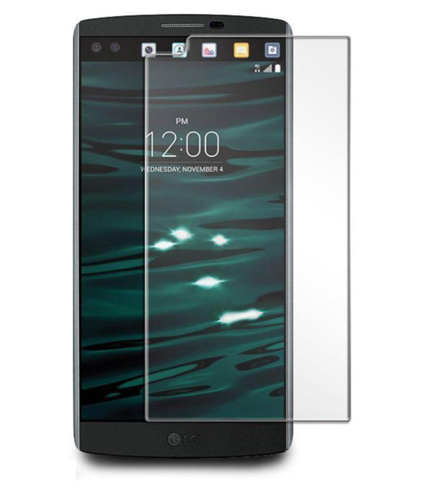 LG V20 Tempered Glass Screen Guard By Jishaan NextGen Style