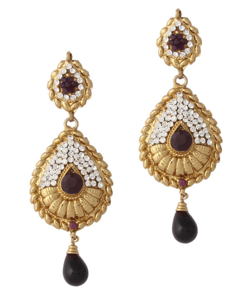 Variation Indian Ethnic Bollywood Collection Earring For Women - VD10883