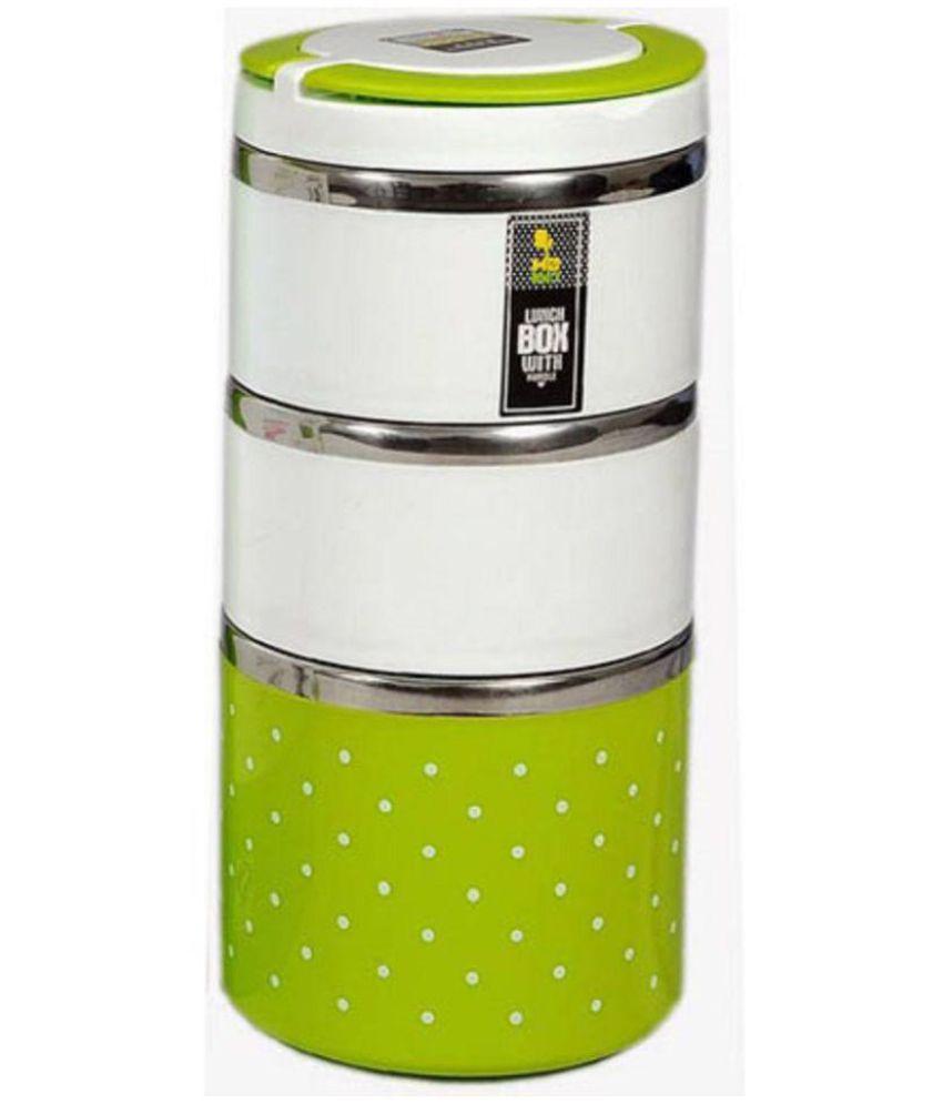 meenamart Multicolour Lunch Box
