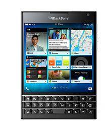BlackBerry Passport (Black, 32GB) - 3GB RAM