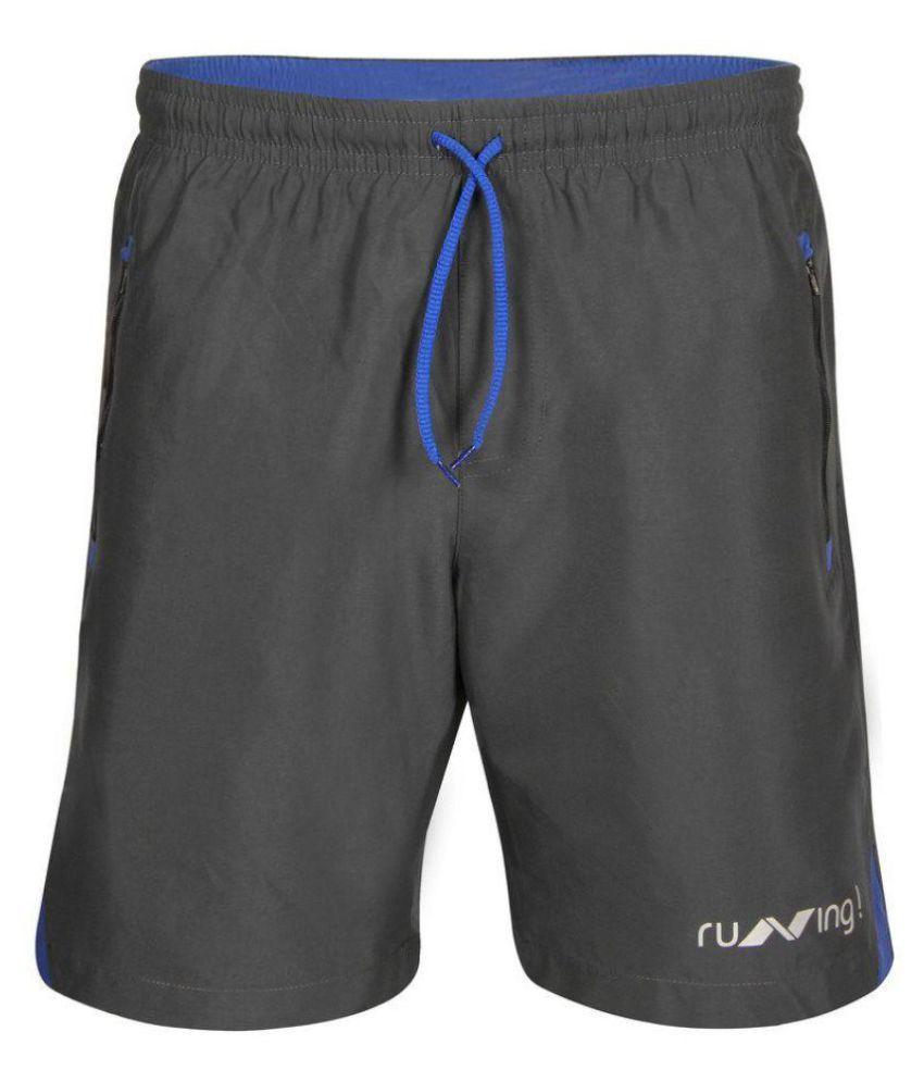 Nivia Running Urban Peach Shorts-2037m-7