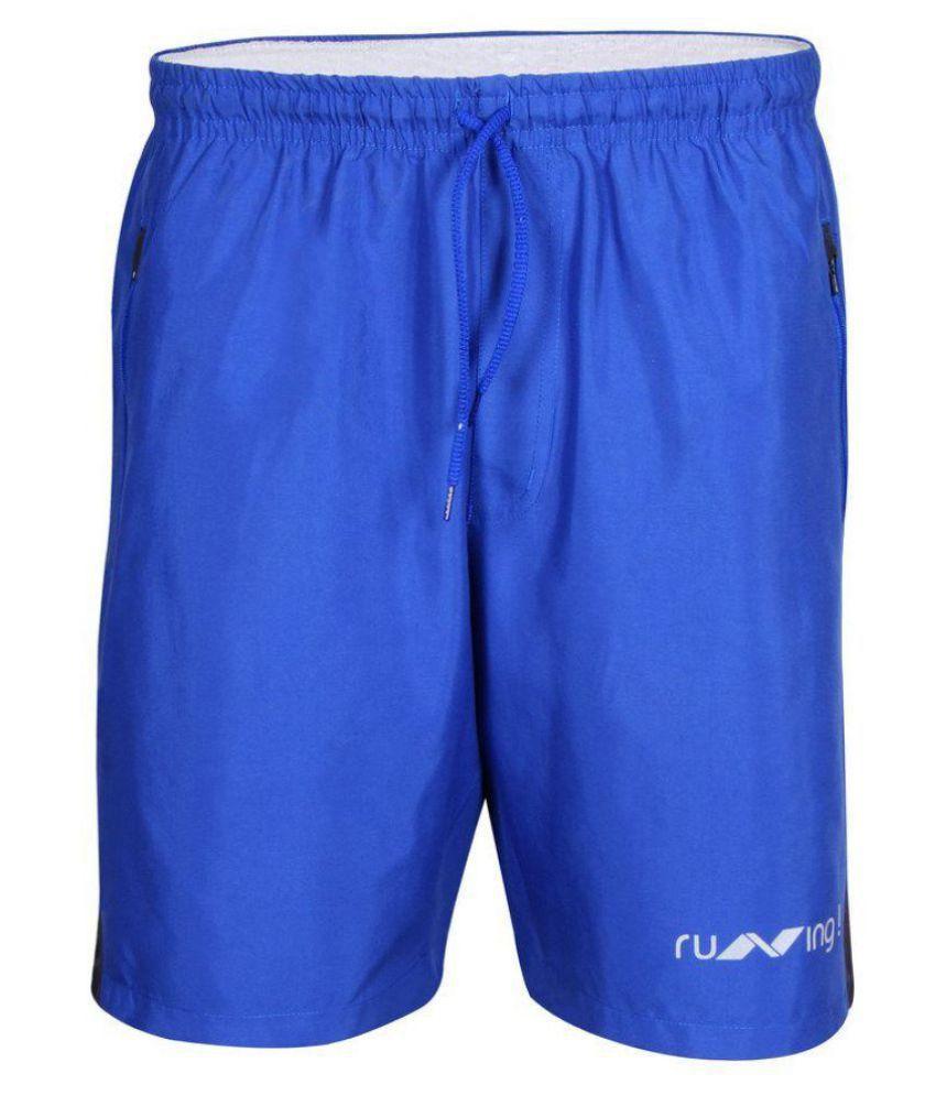 Nivia Running Urban Peach Shorts-203xxl-9