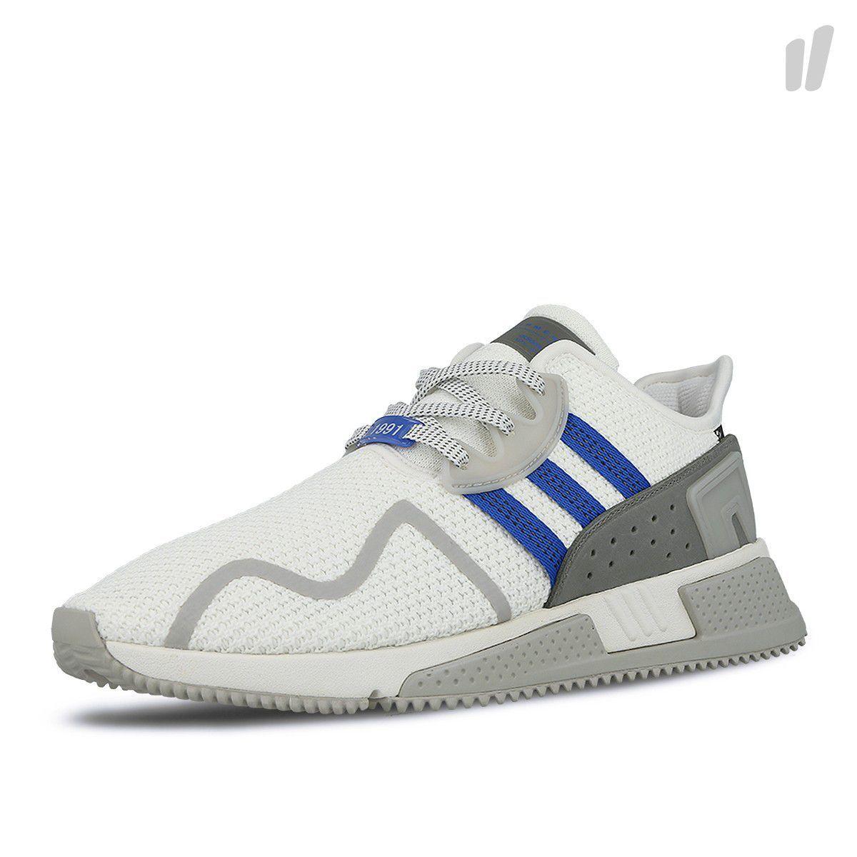nowy przyjazd całkiem fajne różne style Adidas Eqt Cushion Adv White Running Shoes
