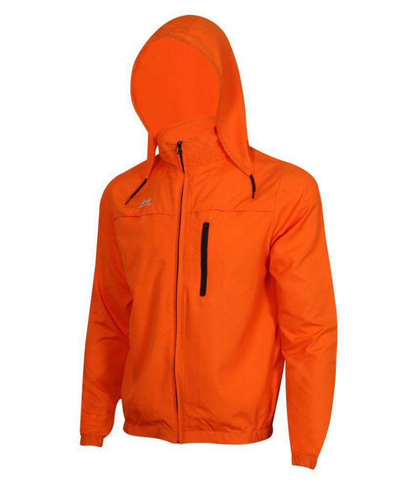 Nivia Orange Wind Cheaters-2424L