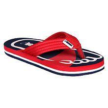Beanz Navy Alex Flip Flop Silpper For Boys