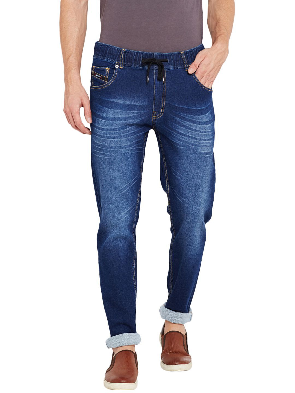 PERF Blue Regular Fit Jeans