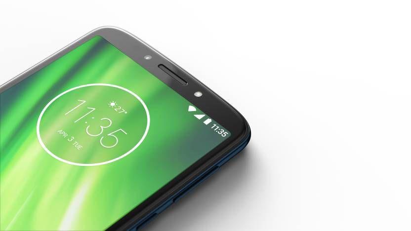 Motorola G6 Play ( 32GB , 3 GB ) Black