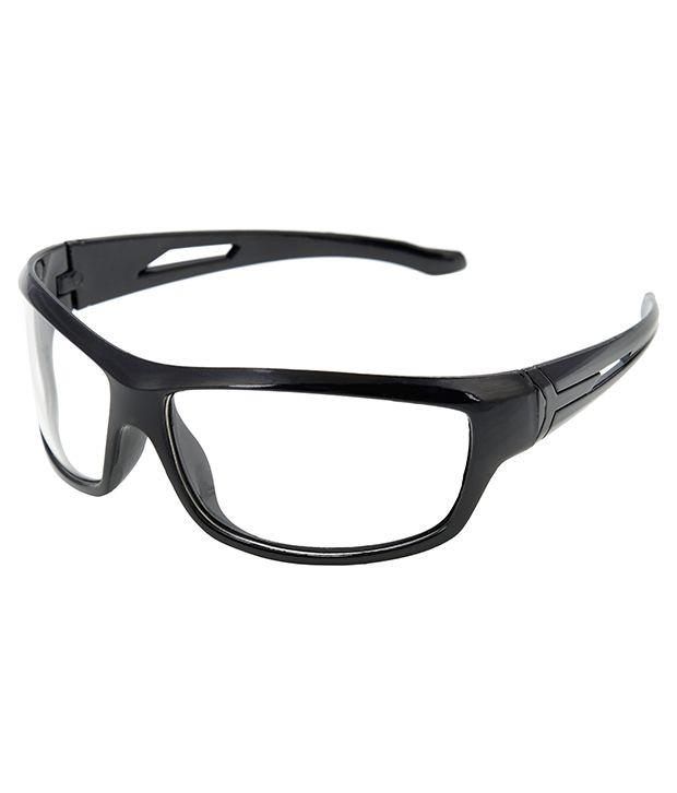 TFASH White Wrap Around Sunglasses ( SUN_41 )