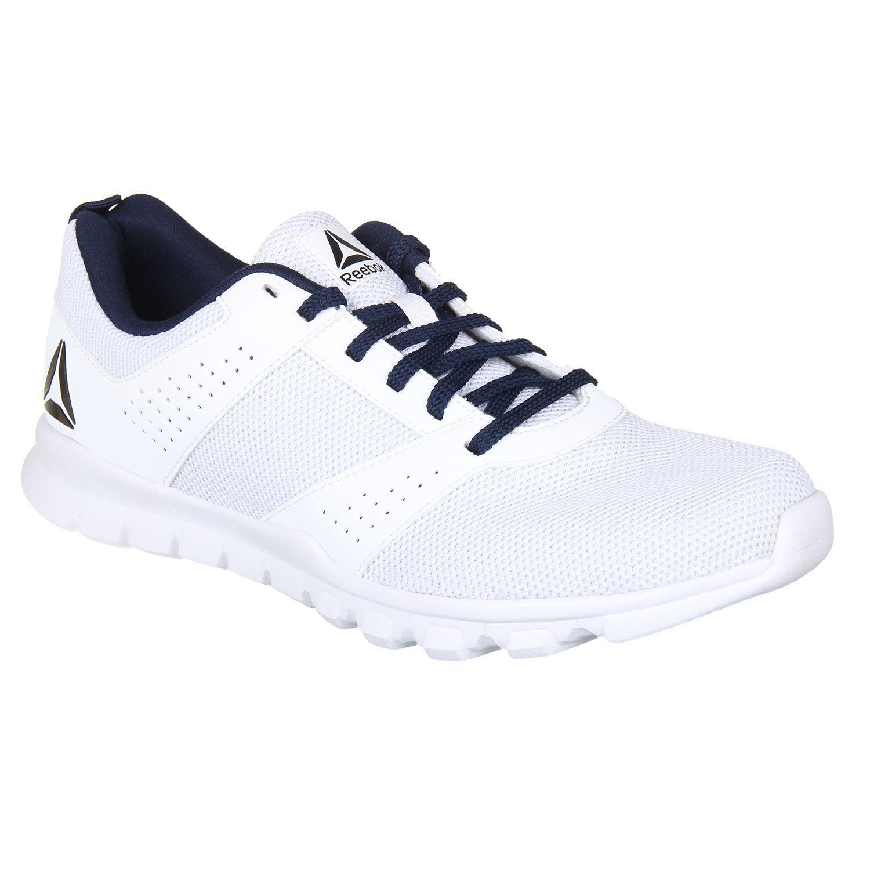124426102b79b Reebok CN4318 White Running Shoes