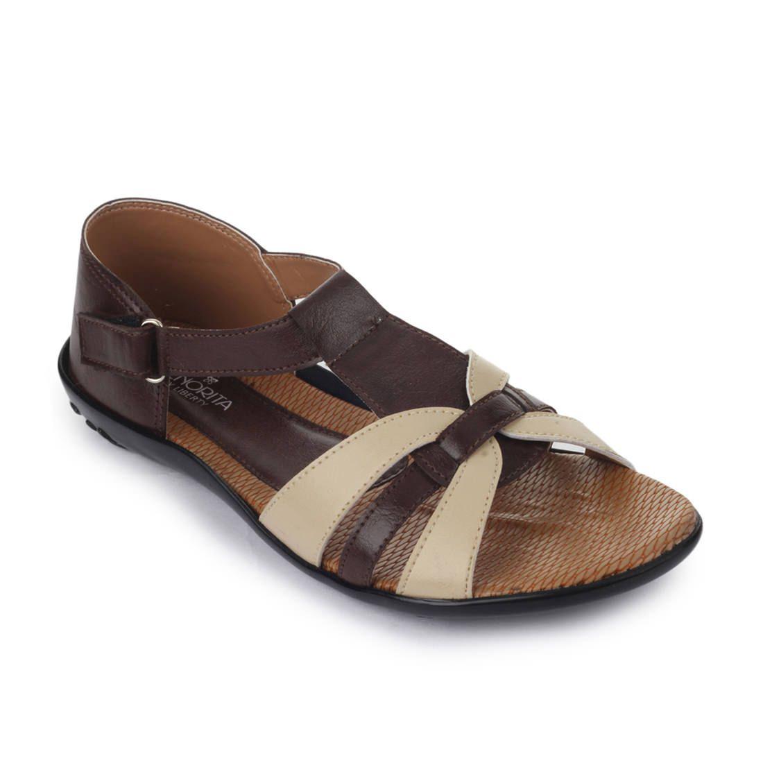 SENORITA Brown Flats