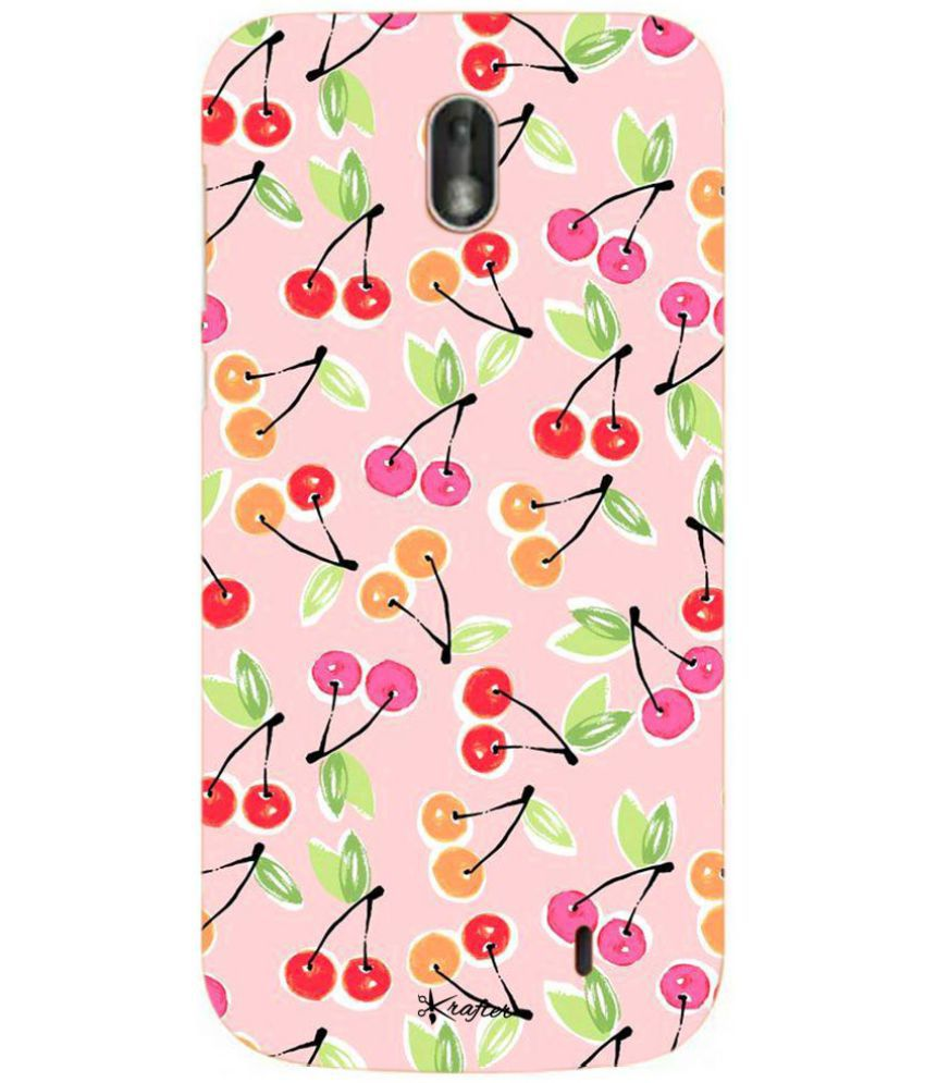 NOKIA 1 Printed Cover By krafter