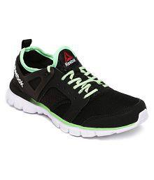 Reebok Black Casual Shoes