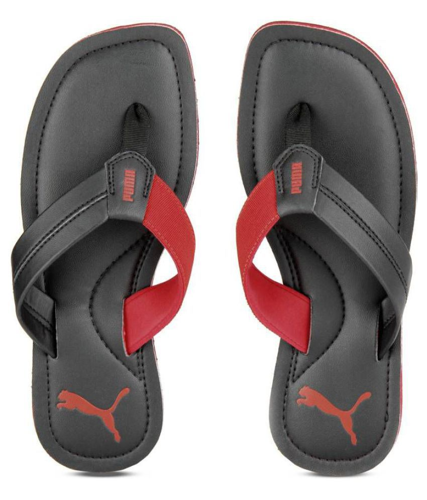 Puma Ablaze IDP Black Daily Slippers clearance for cheap outlet fashionable pay with visa sale online zGmvj