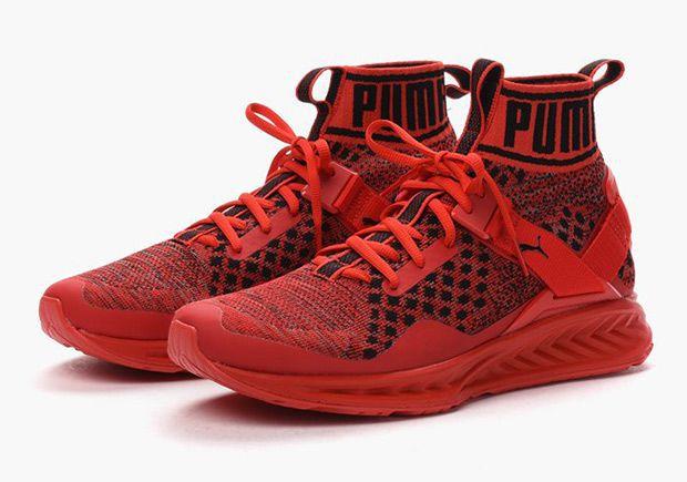 Red Buy Shoes Running Evoknit Ignite Puma TPuOXkZi