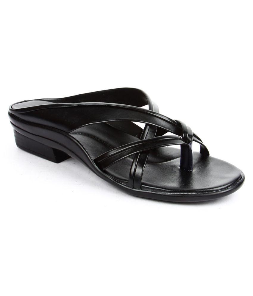 Senorita By Liberty Black Slippers
