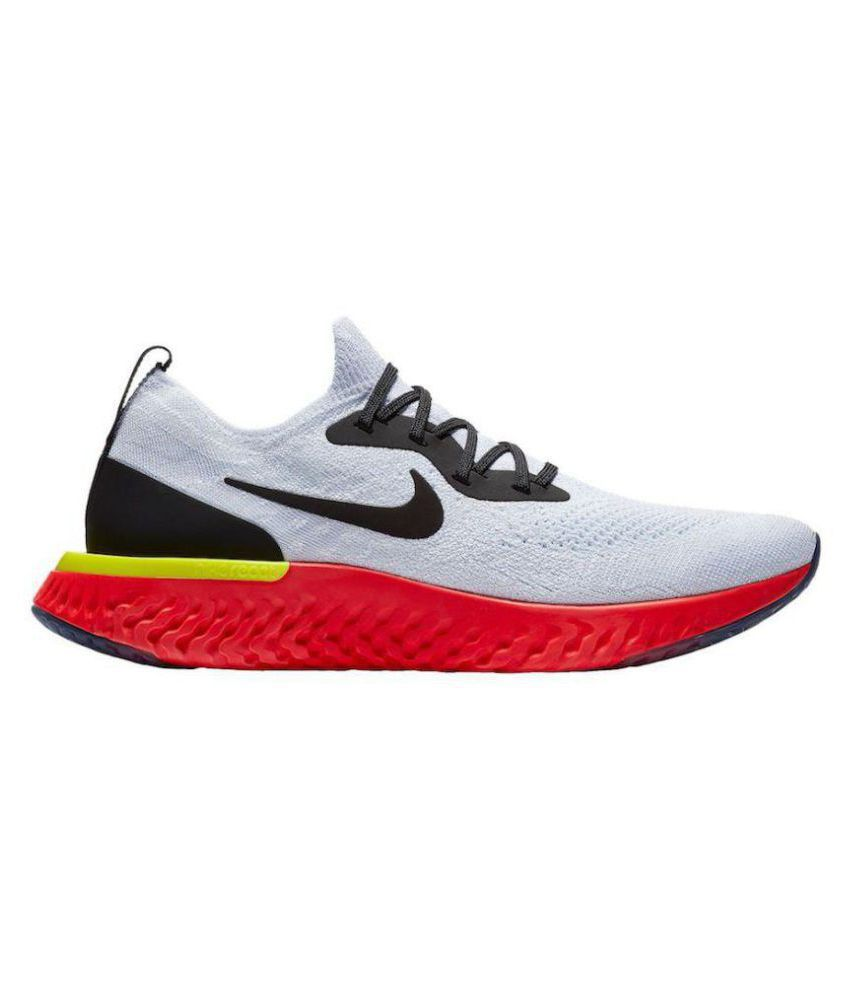 7890d9d9e58f Nike NA White Running Shoes - Buy Nike NA White Running Shoes Online at Best  Prices in India on Snapdeal