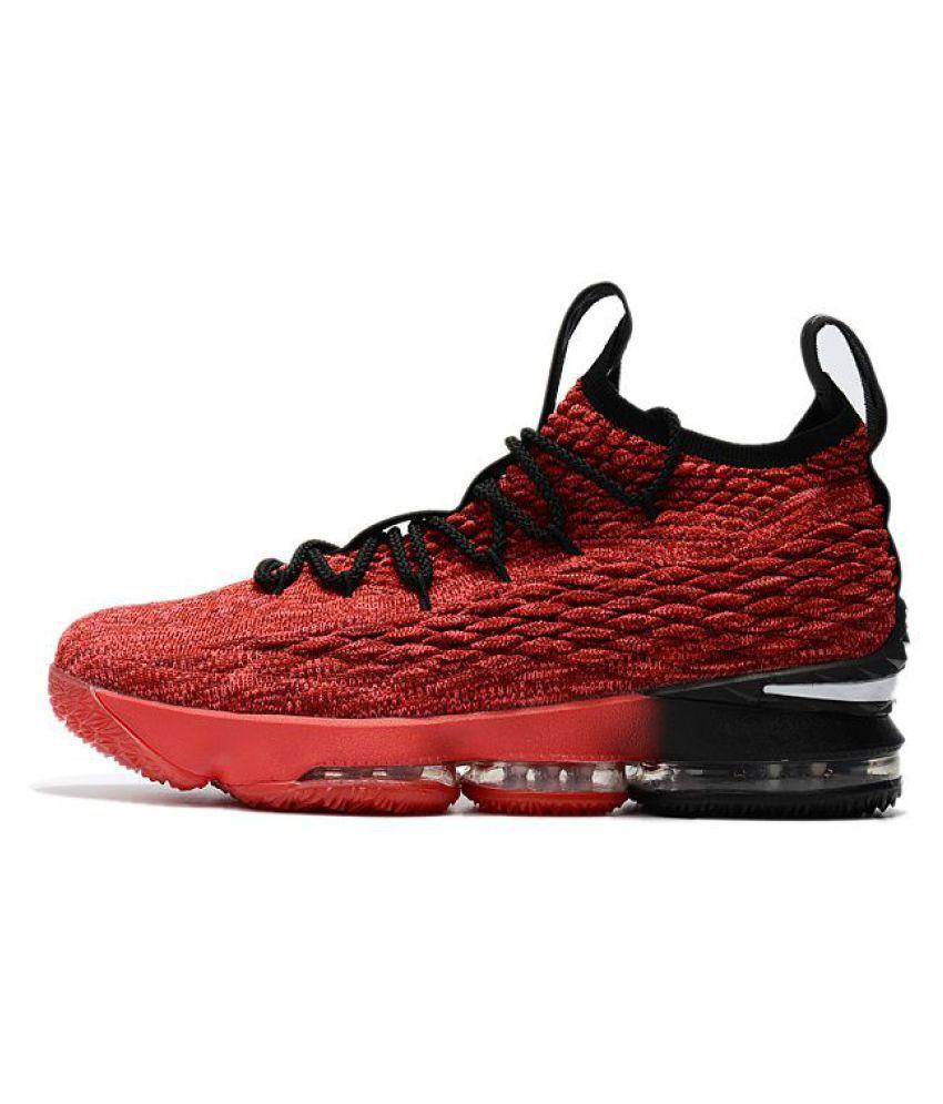 488e211511b8 Nike NA Red Basketball Shoes - Buy Nike NA Red Basketball Shoes ...