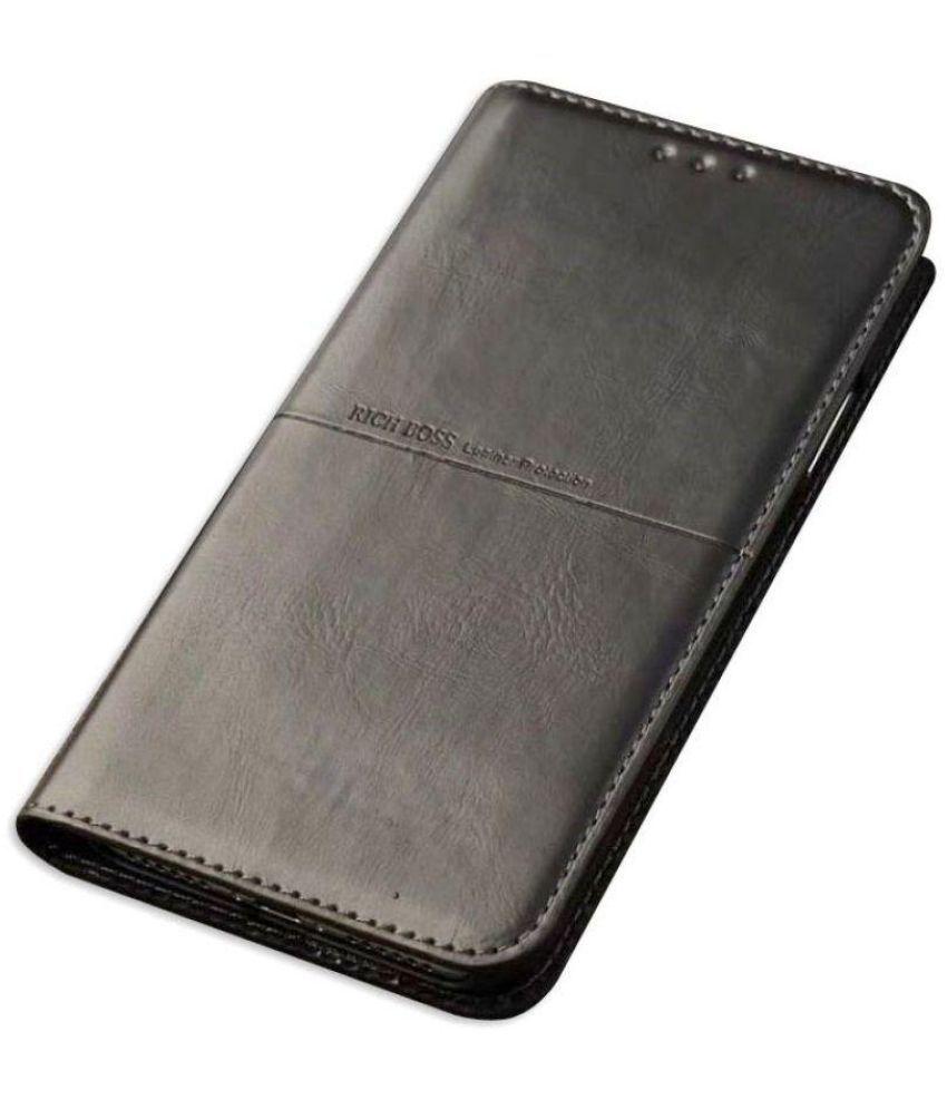 size 40 da535 61d44 Nokia 7 Plus Flip Cover by Dirar - Black