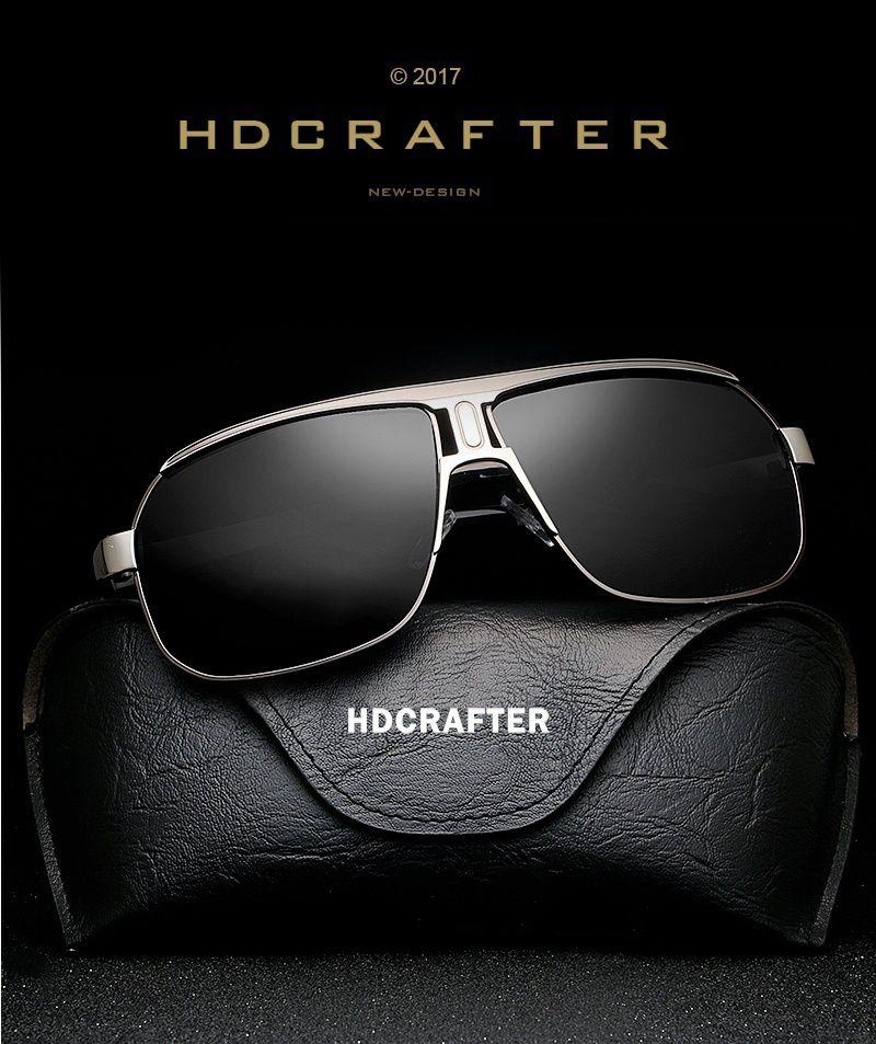 ZXG Black Aviator Sunglasses ( New Arrivals Fashion Brand  Metal Frame Polarized )