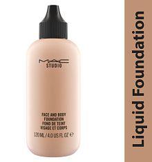Mac Liquid Foundation Face/Body 120 ml