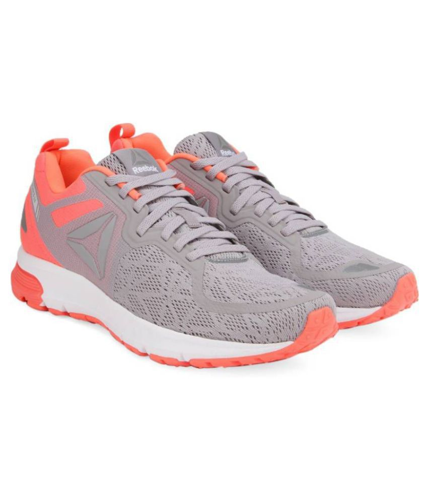 16905beff93 Reebok DISTANCE 2.0 Gray Running Shoes - Buy Reebok DISTANCE 2.0 Gray  Running Shoes Online at Best Prices in India on Snapdeal