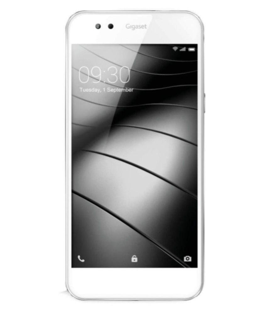 Gigaset White Silver 55 32GB