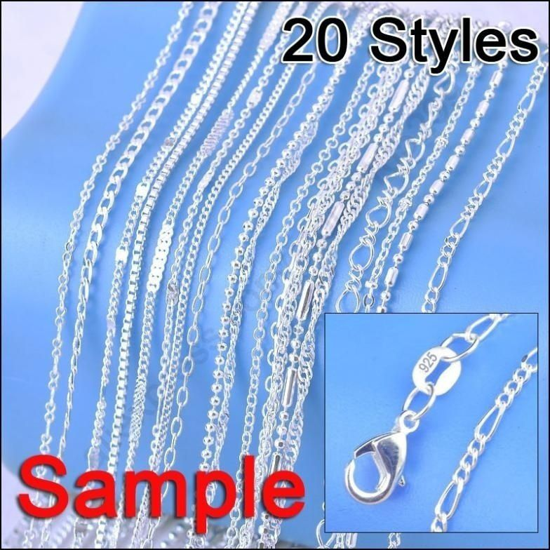 Jewelry Sample Order 20Pcs Mix 20 Styles 18