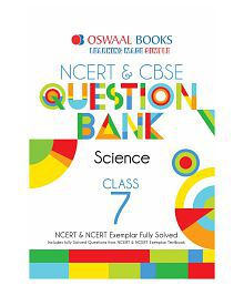 Oswaal NCERT & CBSE Question Banks Class 7 Science (For March 2019 Exam)