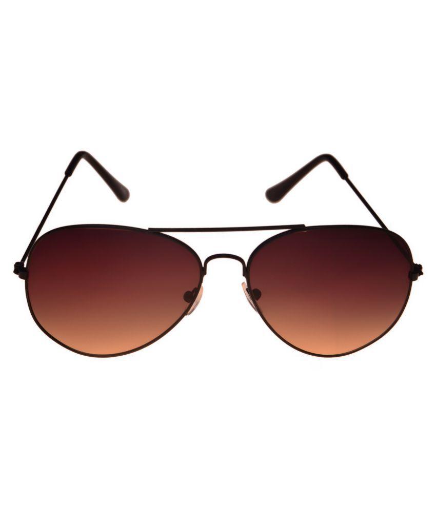 Tashan Maroon Pilot Sunglasses ( Pilot-15 )
