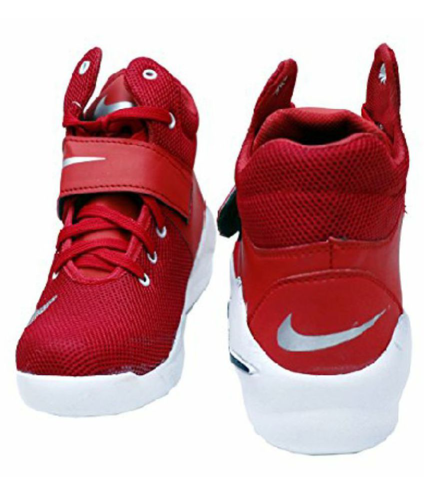 bea7e329b9 well feet Sneakers Red Casual Shoes well feet Sneakers Red Casual Shoes ...