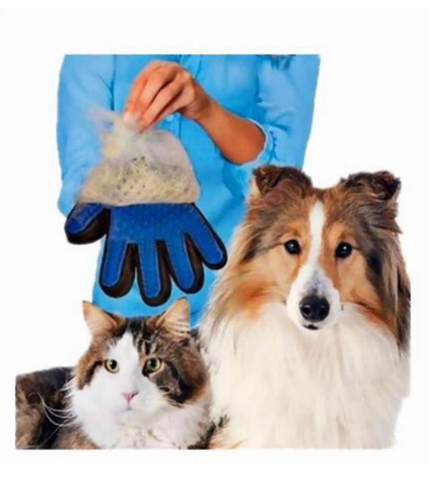 Fashion Pet Dog Grooming Cleaning Glove Deshedding Right Handed Hair Removal Glove, Pet Accessories