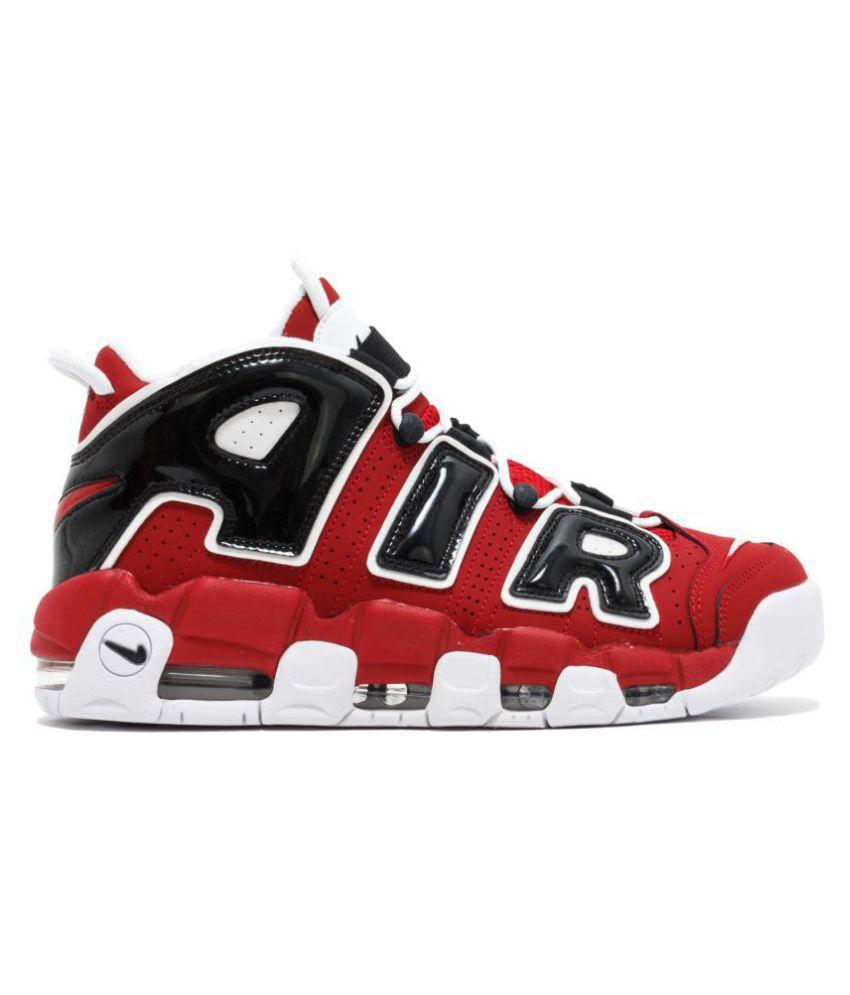 new arrival befa0 b96f1 Nike Red Basketball Shoes ...