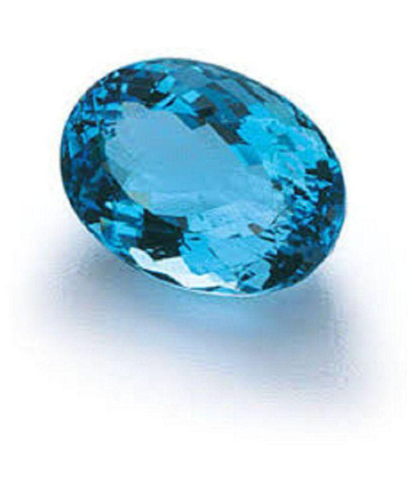 The Gallery 5.75 -Ratti IGL&I Blue Aquamarine Precious Gemstone