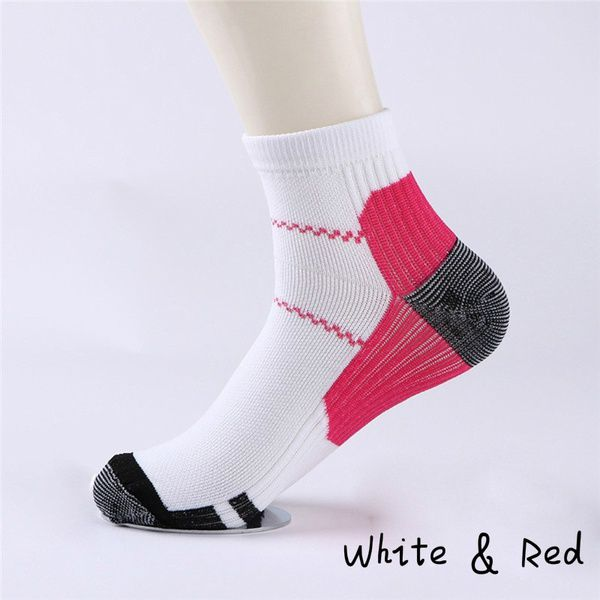 ... Compression Socks for Women and Men Sport Plantar Fasciitis Arch Support  Low Cut Running Gym Compression ... 7ecad3a469