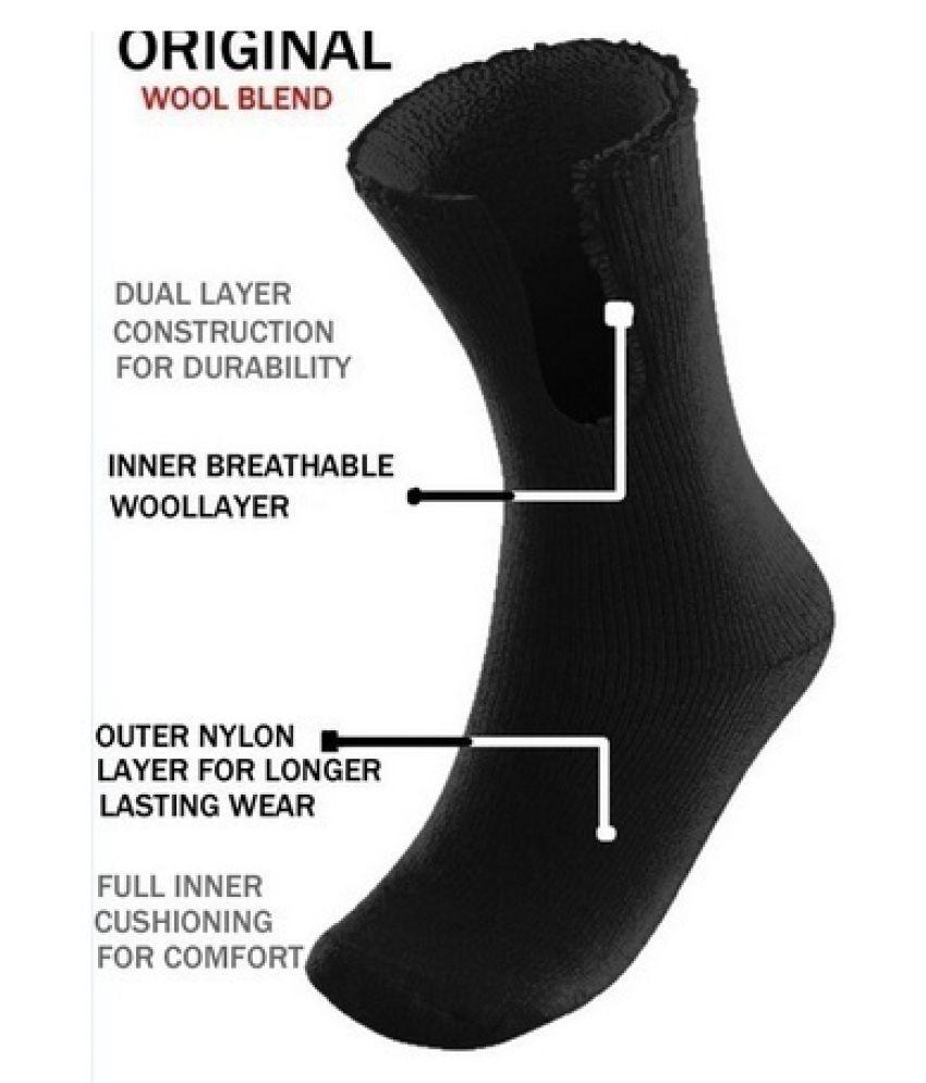 Men's Women's Winter Thick Thermal Socks Chaussettes Les Chaussettes De Cotton Sport De Chaussettes Chaudes Ski