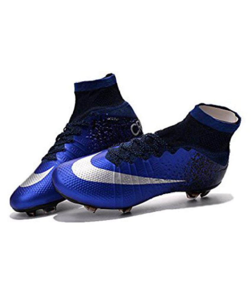 Buy Nike Blue Football Shoes Online at