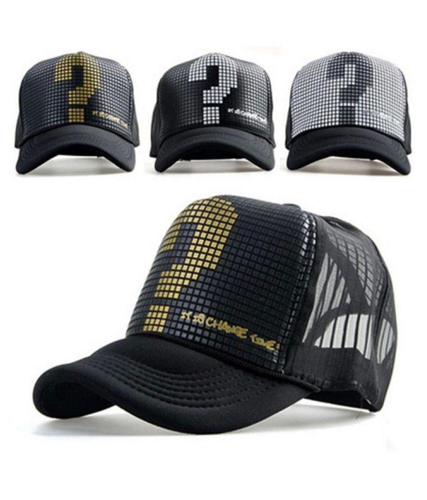 Fashion Uni Mens Womens Golf Mesh Hat Sports Trucker Visor Adjustable  Snapback Baseball Cap ... 3a3e800181