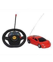 APX Toys Super Racer Steering Remote Control Car For Kids